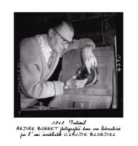 André Bonnet 1962 Montreuil