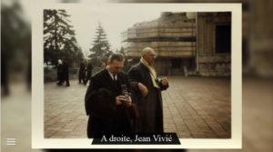 Maurice Bonnet Jean Vivié MOSCOU 1962